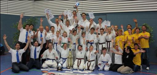 11.JKF Goju-Kai Karate Meisterschaft